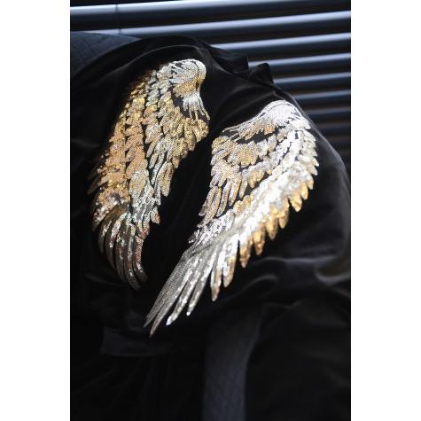 Angel - szlafrok z delikatnego weluru